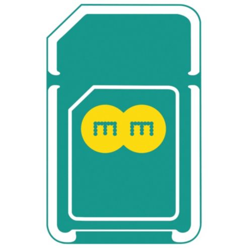 EE Official Pay as you Go Sim Card